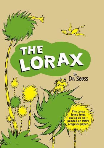 The Lorax (Hardback)