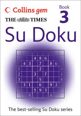 "The ""Times"" Gem Su Doku: Bk. 3 (Paperback)"