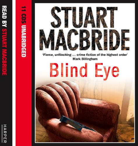 Blind Eye - Logan McRae Book 5 (CD-Audio)