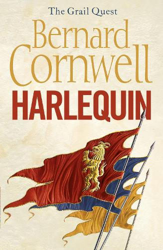 Harlequin - The Grail Quest 1 (Paperback)