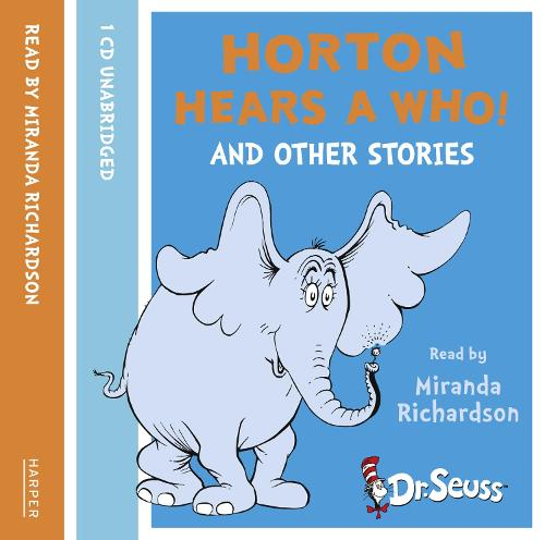 Horton Hears A Who and other stories (CD-Audio)