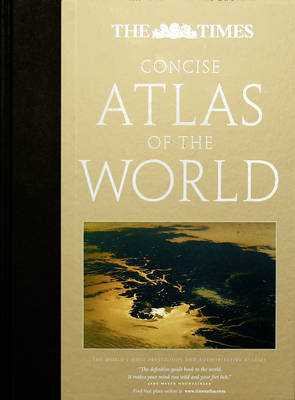 "The ""Times"" Concise Atlas of the World (Hardback)"