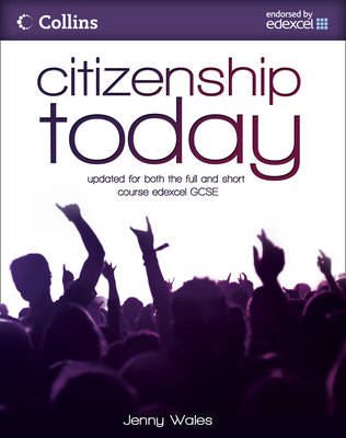 Citizenship Today: Student's Book: Endorsed by Edexcel - Citizenship Today (Paperback)