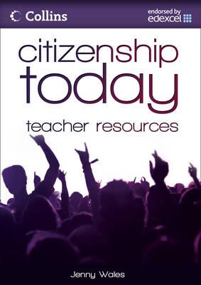 Edexcel Teacher's File: Endorsed by Edexcel - Citizenship Today (Paperback)