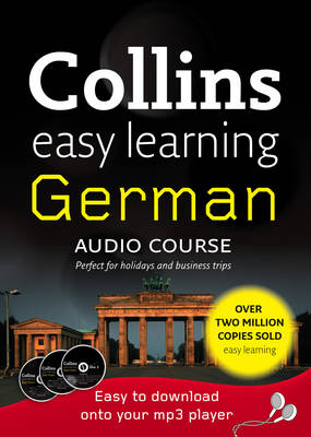 German - Collins Easy Learning Audio Course (CD-Audio)