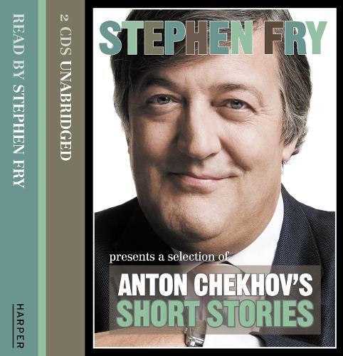 Short Stories by Anton Chekhov - Stephen Fry Presents (CD-Audio)