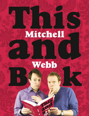 This Mitchell and Webb Book (CD-Audio)