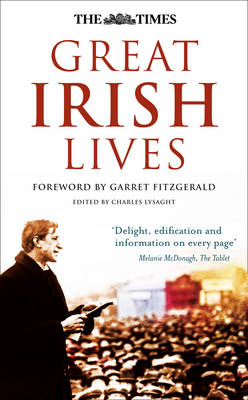 The Times Great Irish Lives (Paperback)