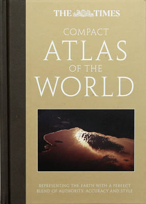 "The ""Times"" Compact Atlas of the World (Hardback)"