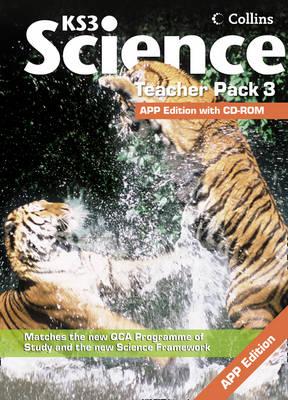 Teacher Pack 3 - Collins Key Stage 3 Science (Spiral bound)