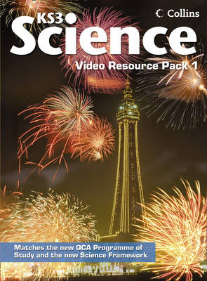 Video Resource Pack 1 - Collins Key Stage 3 Science (CD-ROM)