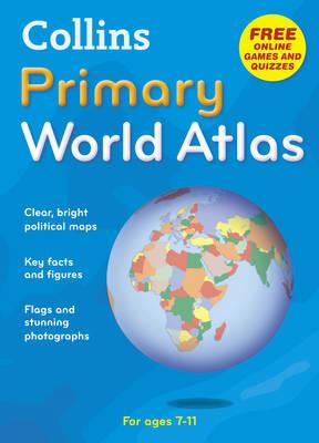 World Atlas - Collins Primary Atlases (Paperback)