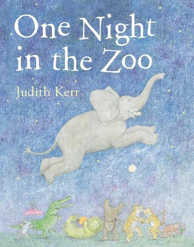 One Night in the Zoo (Paperback)