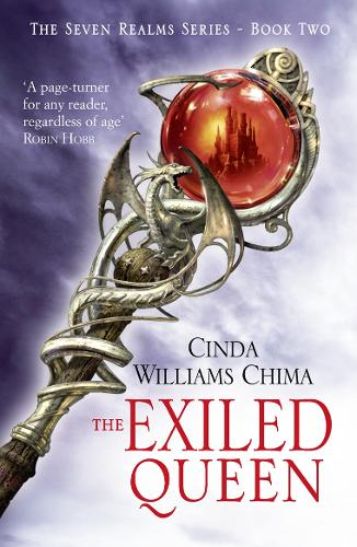 The Exiled Queen - The Seven Realms Series 2 (Paperback)
