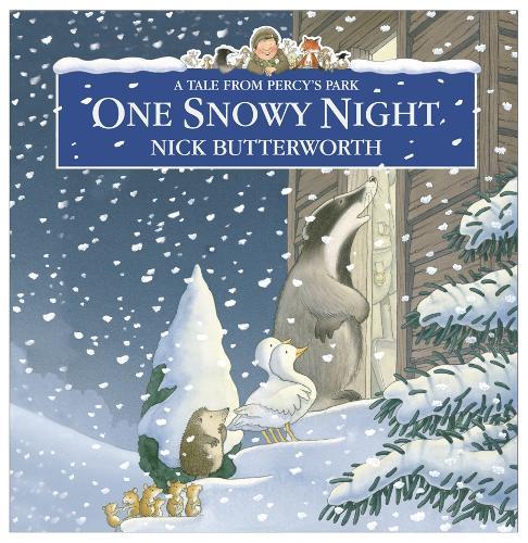 One Snowy Night (Hardback)