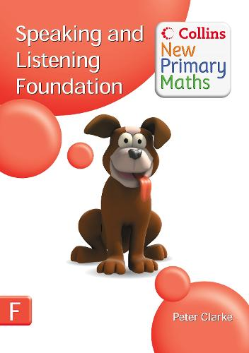 Speaking and Listening Foundation - Collins New Primary Maths (Spiral bound)