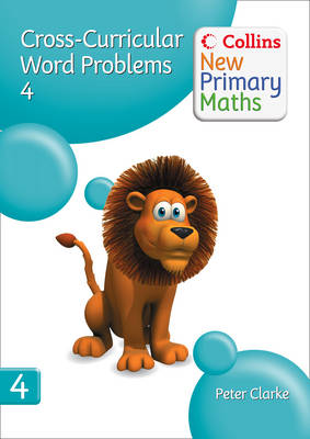 Cross-Curricular Word Problems 4 - Collins New Primary Maths (Spiral bound)