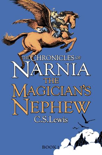 The Magician's Nephew - The Chronicles of Narnia 1 (Paperback)