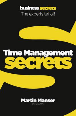 Time Management - Collins Business Secrets (Paperback)