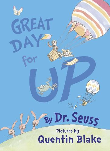 Great Day For Up - Dr. Seuss (Hardback)