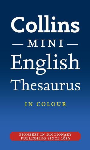 Collins Mini Thesaurus (Paperback)