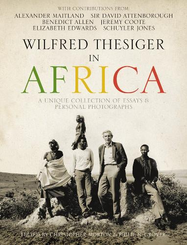 Wilfred Thesiger in Africa (Hardback)