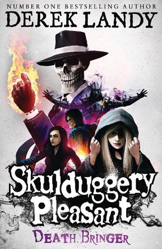 Death Bringer - Skulduggery Pleasant 6 (Paperback)