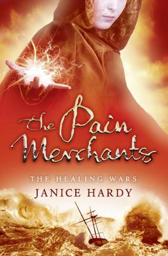The Pain Merchants - The Healing Wars Book 1 (Paperback)