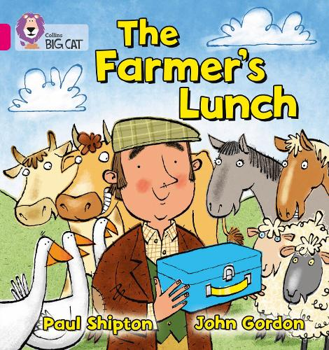 The Farmer's Lunch: Band 01a/Pink a - Collins Big Cat (Paperback)