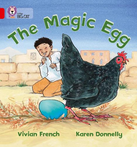The Magic Egg: Band 02a/Red a - Collins Big Cat (Paperback)