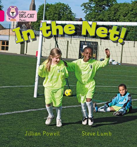 In the Net: Band 01b/Pink B - Collins Big Cat Phonics (Paperback)