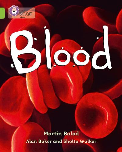 Blood: Band 11/Lime - Collins Big Cat (Paperback)