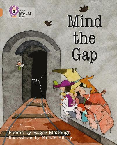 Mind the Gap: Band 12/Copper - Collins Big Cat (Paperback)