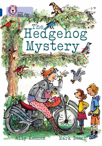 The Hedgehog Mystery: Band 16/Sapphire - Collins Big Cat (Paperback)