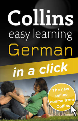 German in a Click - Collins Easy Learning German