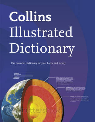 Children's Illustrated Dictionary HB (Hardback)