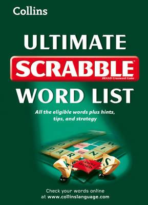 Collins Ultimate Scrabble Word List (Hardback)