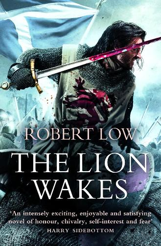 The Lion Wakes - The Kingdom Series (Paperback)