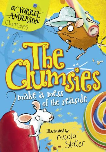 The Clumsies Make a Mess of the Seaside - The Clumsies 2 (Paperback)