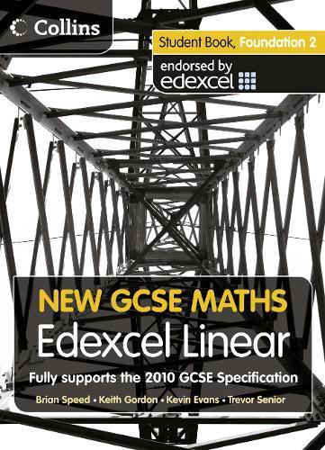 Student Book Foundation 2: Edexcel Linear (A) - New GCSE Maths (Paperback)