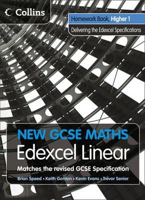 New GCSE Maths: Homework Book Higher 1: Edexcel Linear (A) - New GCSE Maths (Paperback)