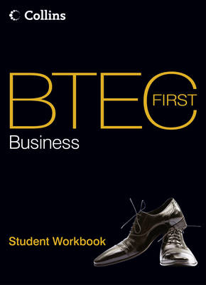 BTEC First Business: Student Workbook - BTEC First Business (Paperback)