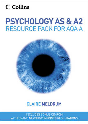 Psychology AS and A2 Resource Pack - Psychology (Spiral bound)