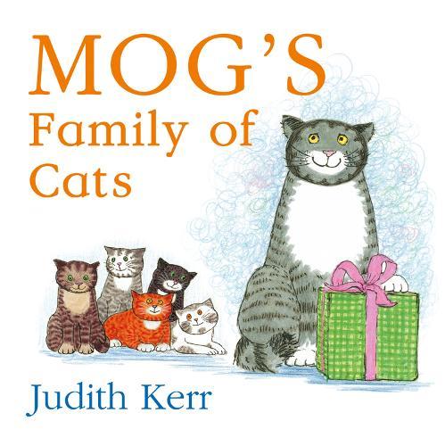 Mog's Family of Cats board book (Board book)