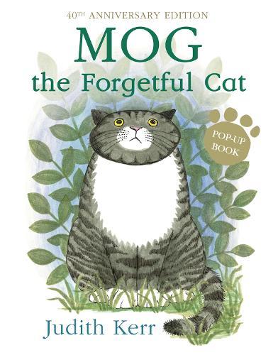 Mog the Forgetful Cat Pop-Up (Hardback)
