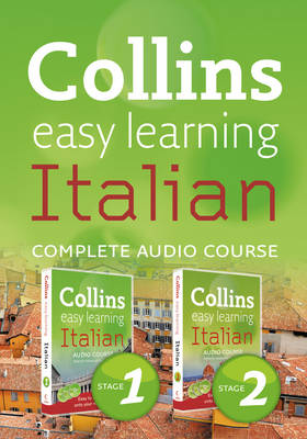 Complete Italian (Stages 1 and 2) Box Set - Collins Easy Learning Audio Course v. 1& 2 (CD-Audio)