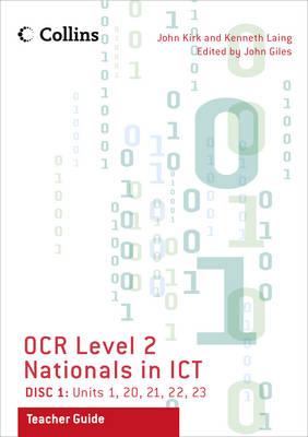 Collins OCR Level 2 Nationals in ICT - Teacher Guide for Disc 1: Units 1, 20, 21, 22, 23 - Collins OCR Level 2 Nationals in ICT