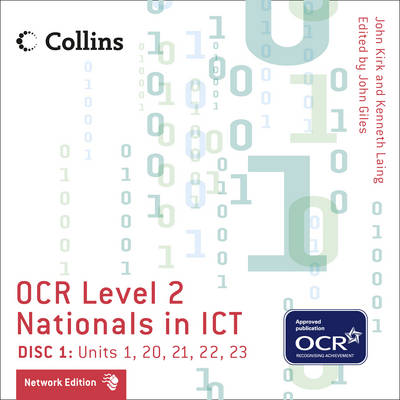 Collins OCR Level 2 Nationals in ICT - Network Edition - Disc 1: Units 1, 20, 21, 22, 23 - Collins OCR Level 2 Nationals in ICT