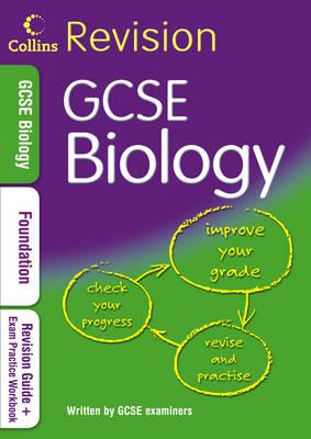 GCSE Biology Foundation for OCR B - Collins GCSE Revision (Paperback)
