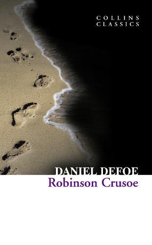 Robinson Crusoe - Collins Classics (Paperback)